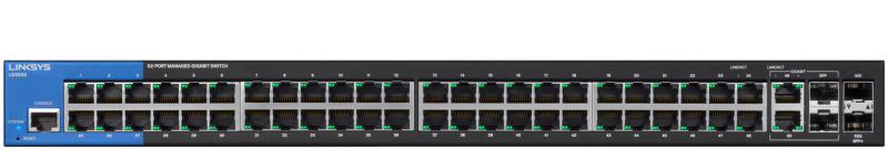 Thiết bị mạng LINKSYS Switch LGS552