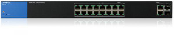 Thiết bị mạng Switch PoE Linksys LGS318P