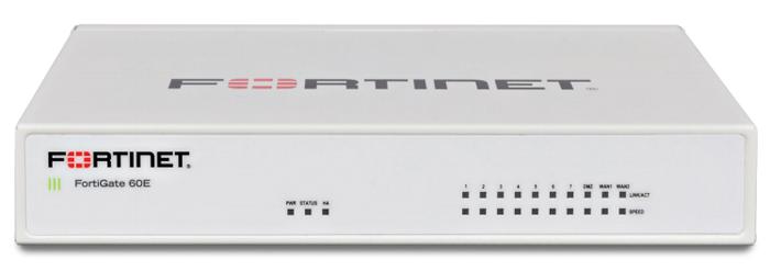 Thiết bị mạng FortiGate Firewall FG-60E