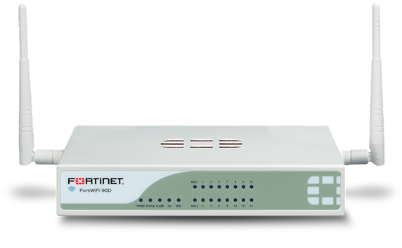 Thiết bị Fortinet Fortiwifi  FWF-90D